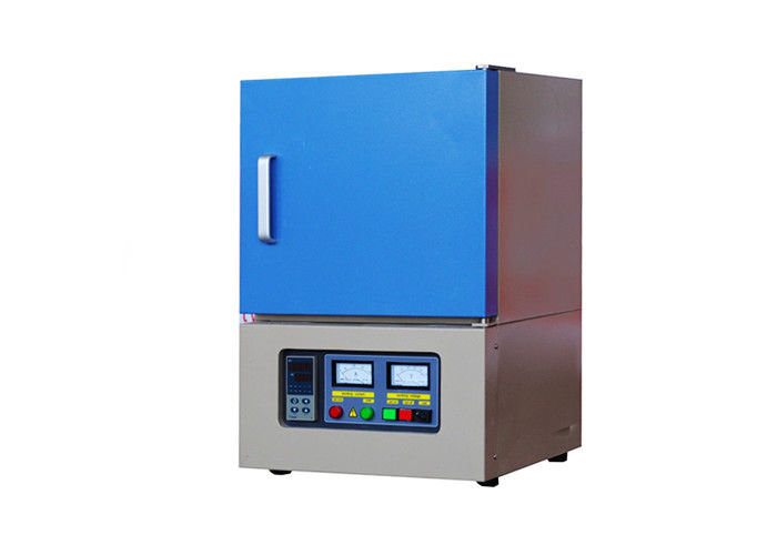 Fast Heating Annealing Chamber Furnace , Blue Lab Furnace High Temperature