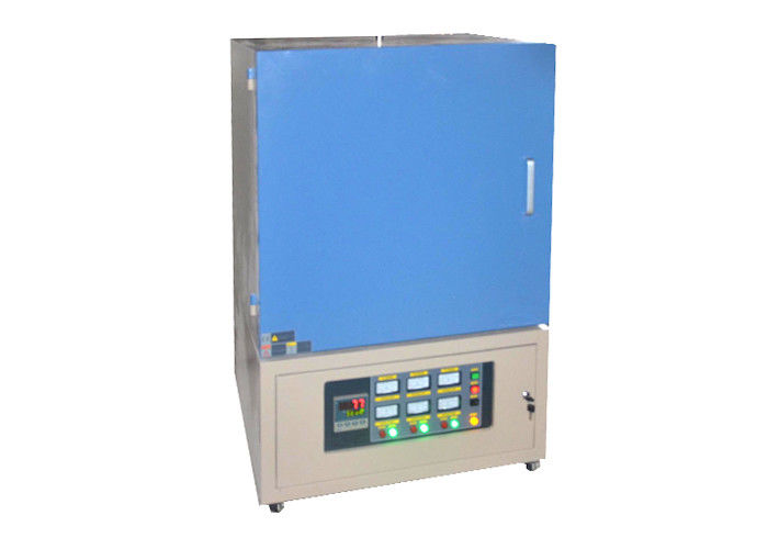Metal Refining Industrial Muffle Furnace 20 °C / Min Heating Rate Double Layer