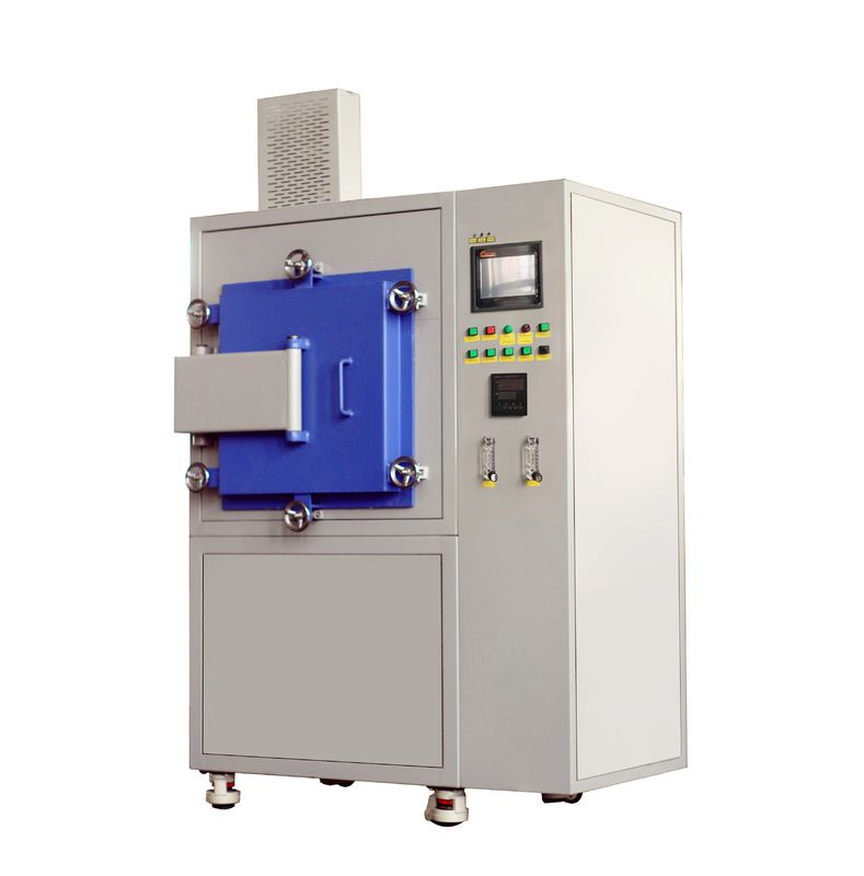 1600 Degree Programmable Controlled H2 Gas Furnace , Mo Wire H2 Atmosphere Furnace